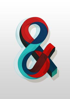 Ampersand by Coffee & Type