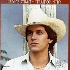 Strait Country, 1981. The man, the legend. We love him here in Texas!