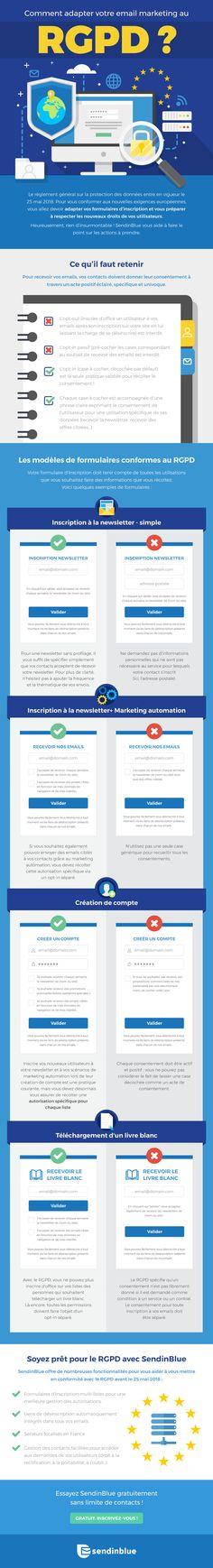 Infographie  Comment rendre RGPD et email compatibles     Comarketing-News   audreytips 1efd4c52e697