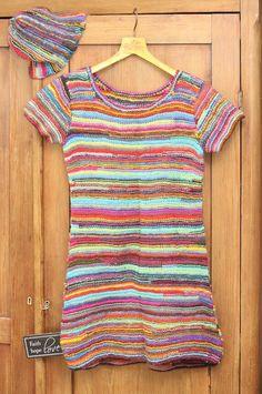 Crochet Top, Kids Outfits, Knitting, Mens Tops, T Shirt, Clothes, Dresses, Women, Rug