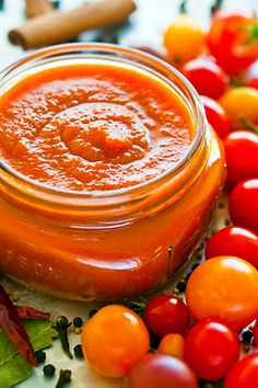 Ketchup, curry en bbq saus zelf maken