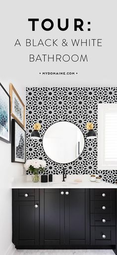 This bathroom makeover is actually affordable