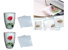 Sublimation and Laser Heat Transfer Mugs 101 Sublimation Blanks, Sublimation Paper, Transfer Paper, Heat Transfer, Gift For Lover, Unique Gifts, Heat Press, Silhouettes, Stencils