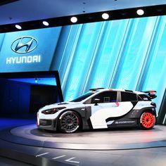 #현대자동차 가 #2015 #프랑크푸르트_모터쇼 에서  고성능 #미드쉽 #스포츠카 #RM15 를 공개합니다!  #Hyundai_Motor shows the RM15, the high-performance mid-ship #sportscar at 2015 #Frankfurt_MotorShow