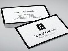 Simple Elegant Monogram - Easy Customization Business Card Template created by CardHunter. This design is available on several paper types and is totally customizable. Business Cards Online, Unique Business Cards, Business Names, Business Card Design, Creative Business, Gift Card Template, Card Templates, Letterpress Business Cards, Marketing
