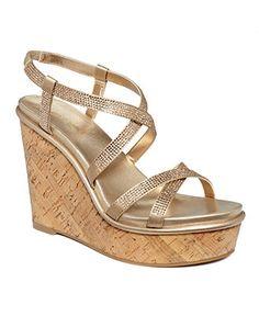 Nine West Shoes, Relish Wedge Sandals