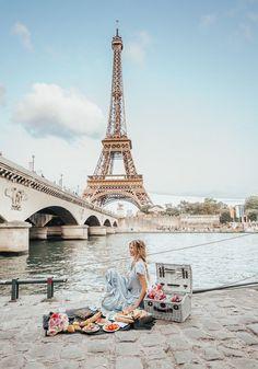 Paris Perfection - Barefoot Blonde by Amber Fillerup Clark