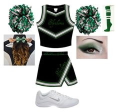 Harry Potter Dress, Harry Potter Girl, Harry Potter Style, Harry Potter Images, Harry Potter Outfits, Slytherin Clothes, Hogwarts Uniform, Cheer Outfits, Cheerleading Outfits