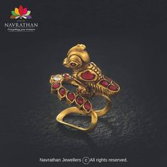 The Brand Known For Its Minblowing Heritage Jewellery Gold Earrings Designs, Gold Jewellery Design, Gold Jewelry, Gold Bangles, Gold Ring, Vanki Designs Jewellery, Gold Designs, High Jewelry, Pearl Jewelry