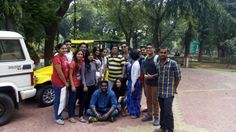 Mumbai University... With my Students...