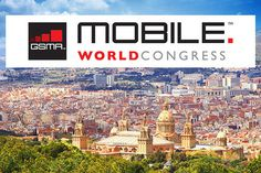 MWC 2017 Mobile World Congress - MWC 27 February to 2 March, 2017. MWC 2017 world big event for the Mobile | Gadgets | AR and VR Devices.