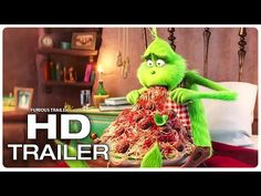THE GRINCH Final Trailer (NEW 2018) Benedict Cumberbatch Animated Movie HD - YouTube Der Grinch, Holiday Movie, Benedict Cumberbatch, Movie Trailers, New Movies, Favorite Holiday, Soundtrack, Finals, Cinema