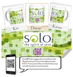 Souvenir Bicara Mug Tema SOLO the Spirit of Java sekarang sudah tersedia di tokopedia. Dapatkan koleksi lainnya dengan desain tampilan berbeda di:    http://j.mp/mugsolo