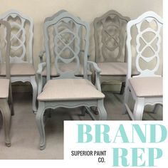 Wanna join the Superior Chalk Paint Family? Now taking applications for Brand Reps. Get paid to post and share your Superior Makeovers! Paint Line, Chalk Paint, How To Become, Dining Chairs, Join, Retail, Interior, Furniture, Home Decor