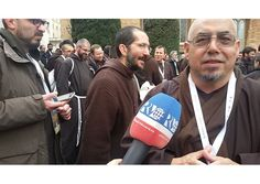 """""""Soy fraile capuchino y soy misionero de la misericordia""""."""