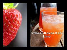 #Erdbeer #Kefir #Limo #Paleo