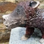 Human cruelty knows no bounds. Animals are often the victims of abuse by humans and nothing seems to save them from such a deadly wrath! Online Art Gallery, Frozen, Lion Sculpture, Miracle, Comme, Passion, Alchemy, Clay, Earth