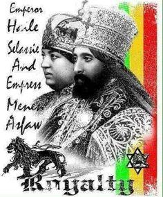 Haile Selassie by on Etsy Rastafari Art, Rastafarian Culture, Rasta Art, Black King And Queen, Tribal Warrior, Black Royalty, Haile Selassie, African Royalty, Warrior King