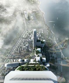 //Shenzhen Cloud City