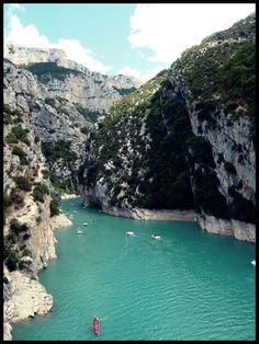 Lac de Sainte-Croix, France