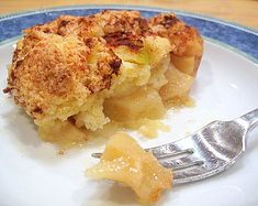 Holiday Apple Crisp | Greg's Kitchen. From the South Beach diet phase 2