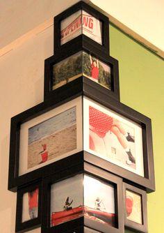 Corner frames.