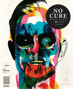 No Cure magazine : Alvaro Tapia Hidalgo