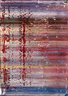 Gerhard Richter ~ Poppy, 1995