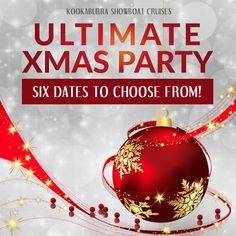 Cruise, wine & dine with the best Brisbane Cruises on the river. Brisbane River, Work Party, Xmas Party, High Tea, Christmas Bulbs, Cruise, Parties, Events, Entertaining