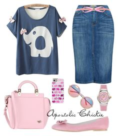 Baby Ella by apostolicchickie on Polyvore