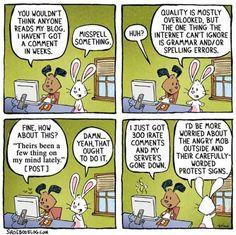 #Grammar #humor #cartoon
