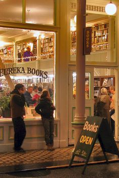 A haven in a cold world. Eureka Books, Eureka, CA