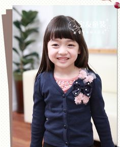 #Sweatshirts Information about Clearance New butterfly decoration kids wear #Baby patchwork cardigans #children #clothing #sweaters #jackets