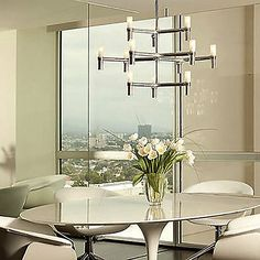 Crown Minor Chandelier by Nemo at Lumens.com
