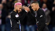 4 - The number of goals scored by Mbappe in a win when PSG hosted Lyon last - Marseille are unbeaten in 15 games in all competitions, including 12 in the league, as they host bottom club Toulouse, who have taken one solitary point over. Neymar Vs, Messi E Cristiano Ronaldo, Montpellier, London Travel Guide, Camisa Barcelona, Football Mondial, Paris Saint Germain, Best Duos, Free Agent