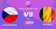 Soccer Highlights, World Cup Qualifiers, Czech Republic, Belgium, Bohemia