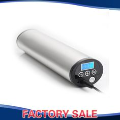 New Rechargeable Electric Portable Car Cycling Bicycle Bike Pump Tire Tyre Inflator Mini Air Compressor With LCD Display