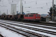2013.12.02 139-132 mit Torpedopfannenwagen in Ensdorf im Saarland