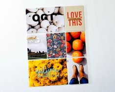 Project Life layout ideas - Inspiration for keeping a pocket scrapbook. Layouts for scrapbooking Project Life Album, Project Life Layouts, Scrapbook Paper Crafts, Scrapbook Albums, Scrapbook Layouts, Diana Sanchez, Family Yearbook, Pocket Scrapbooking, Scrapbooking Ideas
