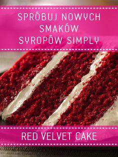Velvet Cake, Red Velvet, Simply Red