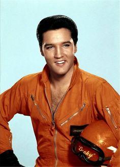 "Elvis Presley Publicity Photo shoot ""Viva Las Vegas"""
