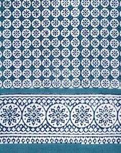 Anokhi USA: Origami cotton scarf
