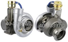 Buyautoparts.com BorgWarner turbochargers.  Buyautoparts number 40-30397 ON crosses with BorgWarner part number 178089