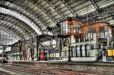 The Depot in the Station by Stuck in Customs, via Flickr