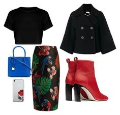 A fashion look from September 2017 featuring green shirt, double breasted coat and print skirt. Browse and shop related looks. Double Breasted Coat, Green Shirt, Printed Skirts, Valentino, Fashion Looks, Michael Kors, Polyvore, Shirts, Shopping