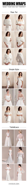 Wedding wraps & shawls make your big day perfect. #JJsHouse