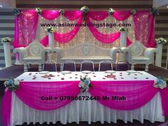 head table ideas definition blue and no weird backdrop