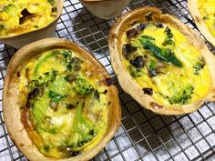 These cute little healthy quiche boats have been SO popular in our healthy mummy community with so many mums making and sharing them.