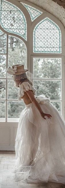 Agapanthus, Fairytale, Easter, Dreams, Wedding Dresses, Inspiration, Collection, Fairy Tail, Bride Dresses