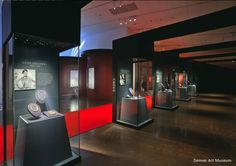 Zone Display Cases - Products - Modular cases - Museum quality display cases